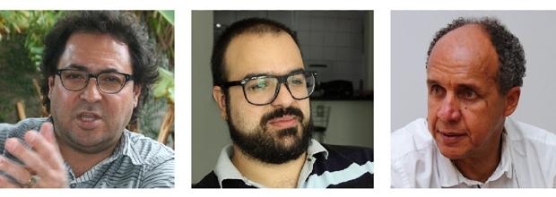 Publicitário Renato Monteiro: é preciso ver as qualis   Cientista político Francisco Tavares: base prejudicada   Publictário Marcus Vinicius Queiroz: e o debate?
