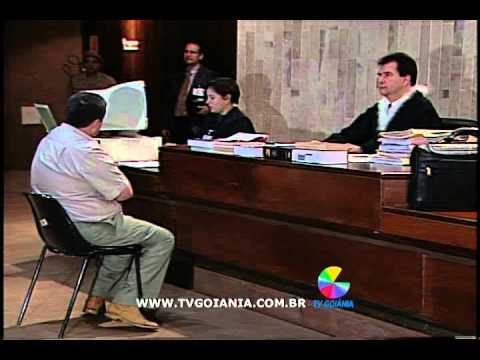 Chico Buzina sendo julgado