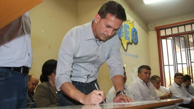 Indicado pelo vice-governador José Eliton (PSDB) em 2012, Danilo de Freitas deixa o governo para retomar atividade profissional | Foto: Reprodução/Facebook