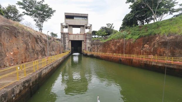 Suspensão da navegabilidade na hidrovia aconteceu em maio de 2014 | Foto: Governo de São Paulo