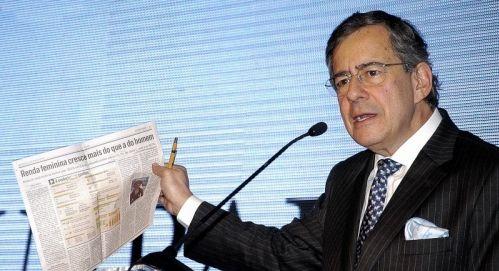 Tribunal de Justiça manda Paulo Henrique Amorim pagar 50 mil reais a Merval Pereira