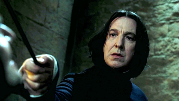 Morre Alan Rickman, o Professor Snape de Harry Potter