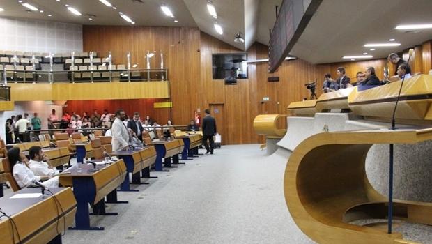 Projeto da prefeitura que cira ARG foi aprovado em primeira votação e segue para a Comissão de Trabalho da Câmara Municipal | Foto: Câmara Municipal / Marcelo do Vale