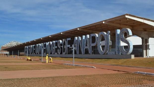 Governo anuncia retomada das obras do Centro de Convenções de Anápolis para fevereiro