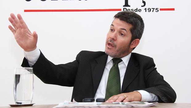Delegado Waldir diz que Caiado não quer que o PSL governe com ele