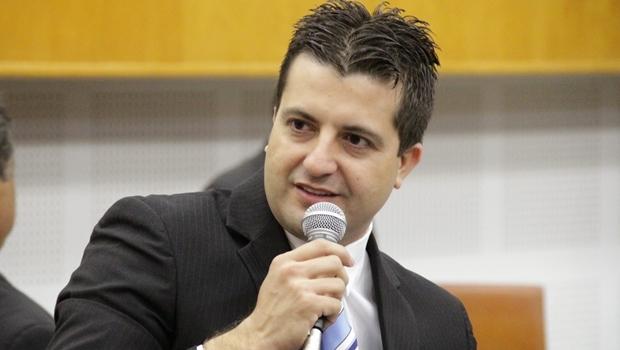 Vereador Dr. Gian, autor da proposta | Foto: Alberto Maia