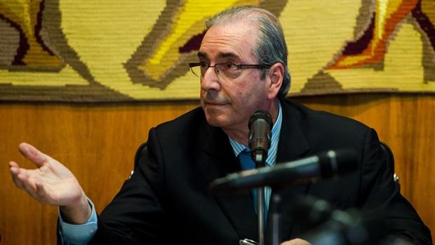 Presidente da Câmara, deputado Eduardo Cunha, investigado pela Operação Lava Jato