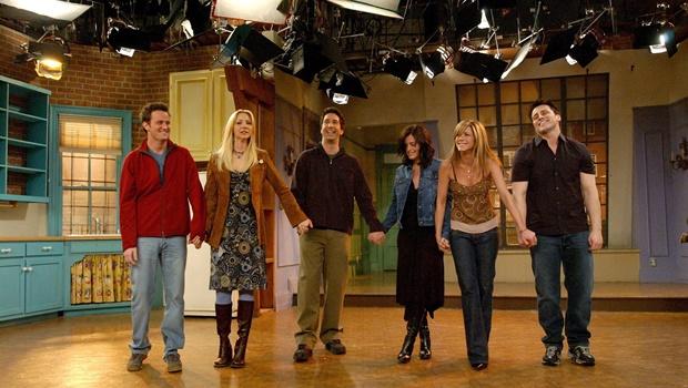 """Elenco de """"Friends"""" se reúne em especial de 2 horas para TV"""