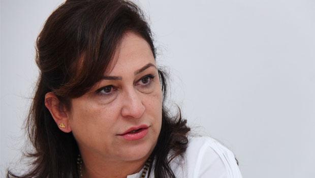 Mesmo sob pressão, ministra resiste no governo Dilma | Foto: Fernando Leite/ Jornal Opção
