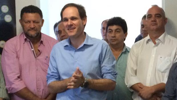 Lissauer Vieira é alçado pré-candidato da base aliada de Rio Verde por nove partidos