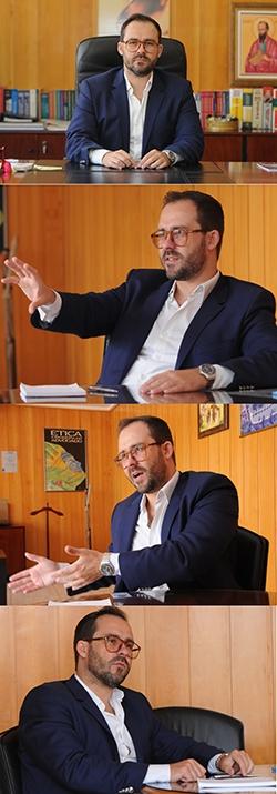 Na foto Lucio Flávio de Paiva