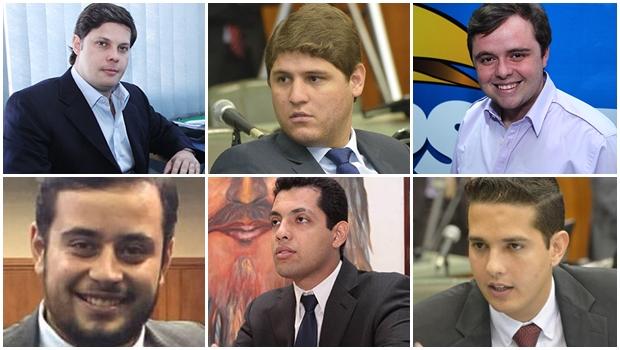Jovens políticos e empresários parabenizam o Jornal Opção pelos 40 anos
