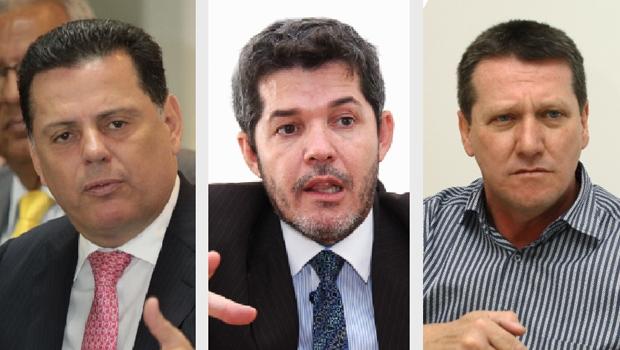 O governador Marconi Perillo tende a apostar tanto em Waldir Soares quanto em Giuseppe Vecci; seu objetivo é enfraquecer a aliança Iris Rezende-Ronaldo Caiado. É um jogo estratégico
