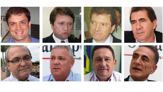 Oito prefeitos que têm chances de reeleição em Goiás