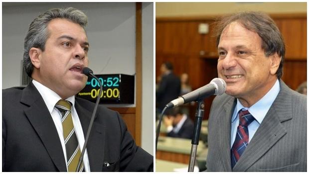| Foto: Marcos Kennedy (Roller) e Carlos Costa (Adib)