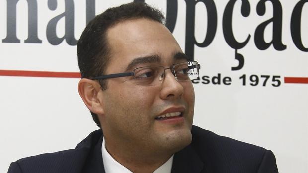 Virmondes Cruvinel é visto como o pré-candidato mais consistente do PSD