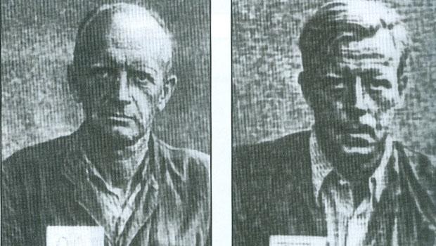 Heins Linge e Otto Günsche: oficiais da SS que deram informações precisas aos soviéticos sobre o suicídio de Adolf Hitler, em 1945. Não falsearam os dados