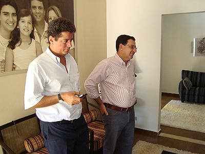 Abelardo Vaz e Vanderlan Cardoso