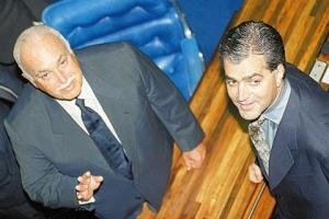 Antônio Carlos Magalhães e3 Luís Eduardo Magalhães20070620-acm07