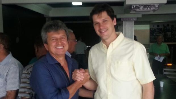 PMDB lança vereador Eli Rosa como pré-candidato a prefeito de Anápolis