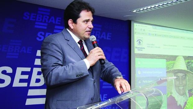 Marcelo Baiocchi trabalha duro para ser o próximo presidente da Fecomércio