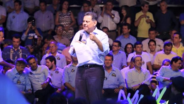 """""""Folha de S. Paulo"""" aponta Marconi como possível presidente nacional do PSDB"""