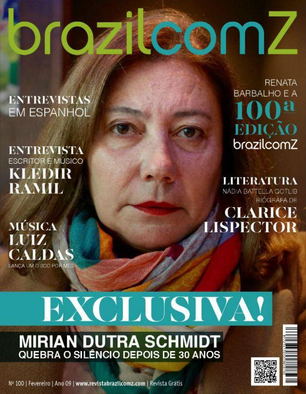 Miriam Dutra capa de revista Miriam