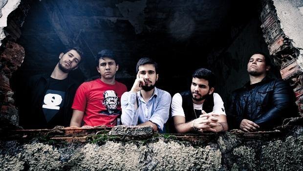 Banda de pop rock Oblongs se apresenta na festa de lançamento da Falante Records neste sábado (27/2) | Foto: Ney Couteiro