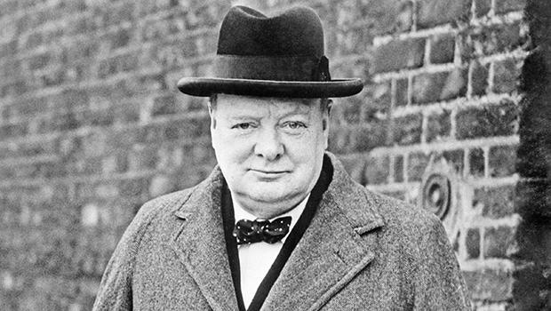 Winston Churchill, o grande ideólogo da unificação dos países europeus