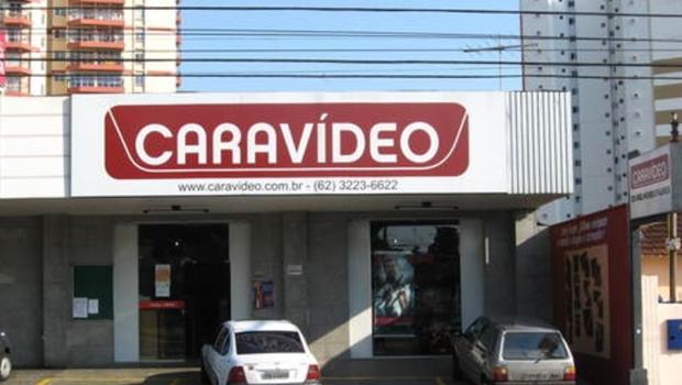 Antiga fachada da Cara Vídeo, em 2010   Foto: reprodução/ Google