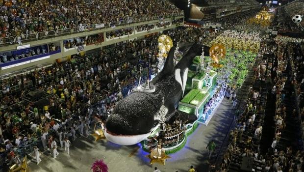 Rio de Janeiro, 07/02/2016 Desfile na   at Sapucaí – Grupo Especial Foto   Photo: Marco Antônio Cavalcanti   Riotur