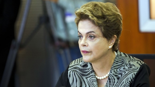 Dilma reúne ministros do PMDB no Palácio do Planalto