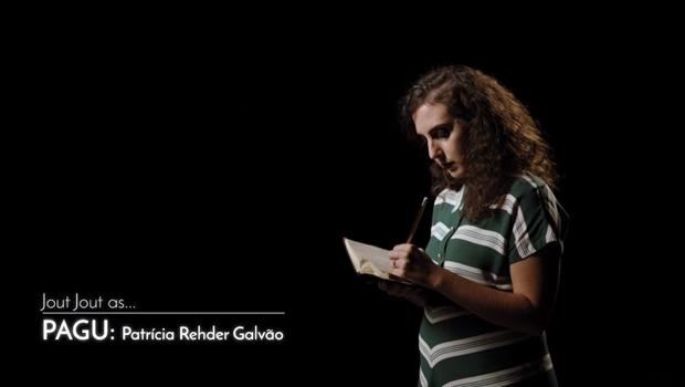 YouTube lança campanha de empoderamento feminino com brasileira no papel de Pagu