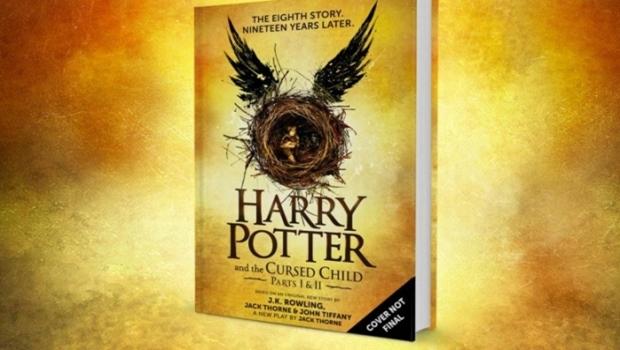 """Harry Potter: """"Oitavo"""" livro da série arrasa-quarteirão já figura na lista dos mais vendidos"""