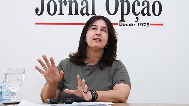 Marina Sant'Anna está no páreo pela postulação ao Paço Municipal