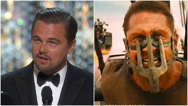 Mad Max e Leonardo DiCaprio são os grandes destaques do Oscar 2016