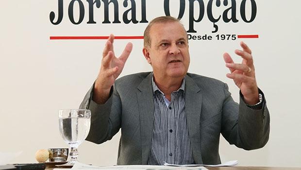 Prefeito Paulo Garcia não tem boa aprovação de sua gestão, mas parte dos petistas acha que isso não é problema | Foto: Fernando Leite