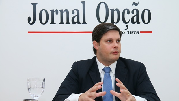 Rafael Lousa diz que torce pela permanência de Waldir no PSDB