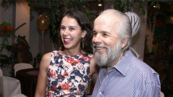 Patrícia Moraes Machado e Herbert de Moraes, jornalistas: a continuadora e o fundador do Jornal Opção
