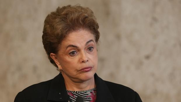 Não há mais como deter a queda da presidente Dilma Rousseff