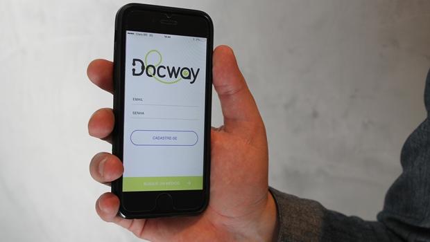 Docway só chegará a Goiânia se houver demanda, explica responsável pelo aplicativo
