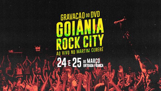 Goiânia Rock City no Martim Cererê