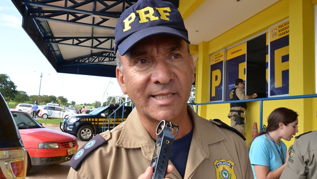 """Final do feriado preocupa a Polícia Rodoviária Federal"", afirma inspetor"