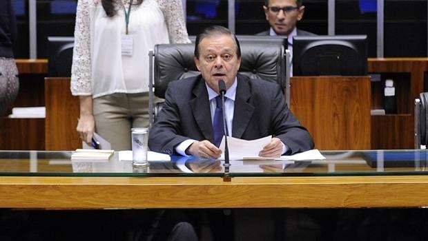 Deputado Jovair Arantes na Câmara dos Deputados | Foto: Luis Macedo/Câmara dos Deputados