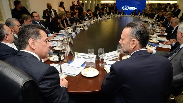 Projetos do Consórcio Brasil Central receberão apoio do BNDES