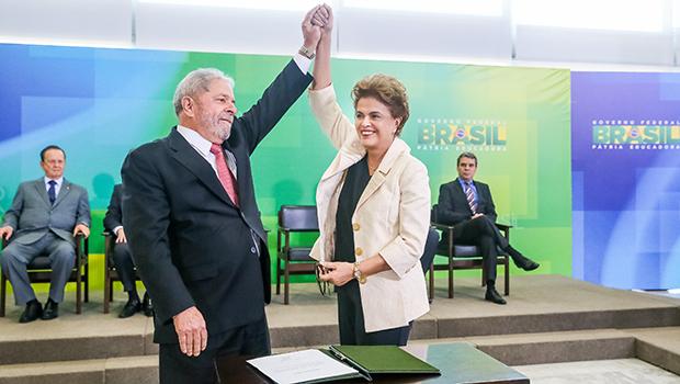 Dilma Rousseff e Lula da Silva nada têm a ver com João Goulart e com o golpe de 1964