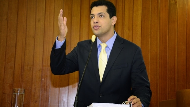 Proposta do vereador Thiago Albernaz (PSDB) regulamenta Lei Federal Anticorrupção Empresarial | Foto: Câmara Municipal de Goiânia