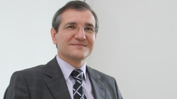 Wolmir Amado, reitor da PUC Goiás, em entrevista ao Jornal Opção, em 2009 | Foto: Edilson Pelikano / Jornal Opção