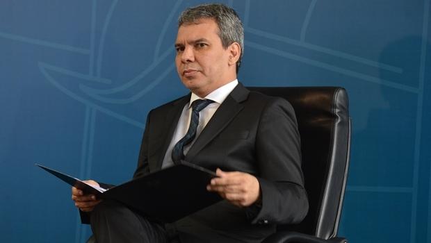 Ministro Wellington César Lima e Silva será afastado por decisão do STF | Foto: Valter Campanato/Agência Brasil