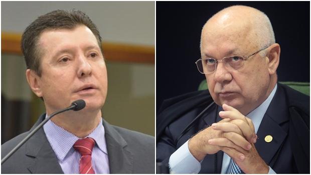 Deputado José Nelto, do PMDB, chama o ministro Teori Zavascki de corrupto e bandido